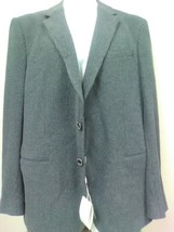 ARMANI COLLEZIONI Men's Coat 44R Solid Medium Grey.  ($899) - $280.14