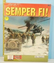Semper Fi - The US Marines in Korea 1950 TCS #10 The Gamers 1997 SHRINK ... - $98.01