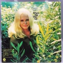 Vintage Peggy Lee Where Did They Go Record Vinyl LP Album - $4.94