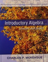 Introductory Algebra Concepts and Graphs [Paperback] [Jan 01, 2010] Char... - $45.97