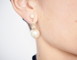 Authentic Christian Dior 2019 MY ABCDIOR TRIBALE EARRING STAR image 2