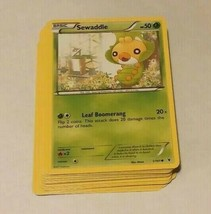 Pokemon cards Lot Black & White Noble Victories all 31 common card set c... - $3.67