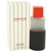 Claiborne Cologne Spray 3.4 Oz For Men  - $34.36