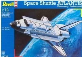 Revell Space Shuttle Atlantis 1:72 Plastic Model - $296.99