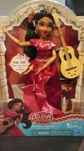 Disney Princess My Time Singing Elena of Avalor Doll - $15.20