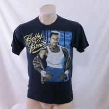 Vintage 1988 Bobby Brown T Shirt 80s Tour Concert Rap Tee R&B New Editio... - $99.99