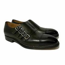 P-1349250 New Salvatore Ferragamo Como Monk Strap Dress Shoes Size US 7EE - $553.25