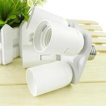 New 4 in 1 Studio E27 Socket Splitter Adapter Photo Light Lamp Bulb Base... - $6.78