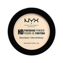 NYX HD Finishing Powder Banana 0.28 oz  - $6.95