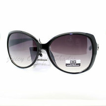 Designer Fashion Womens Sunglasses Oversize Round Butterfly Frame - $9.95