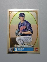 2021 Topps Gypsy Queen Chrome Box Topper Base #115 Shane Bieber - Indians - $1.97