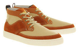 Mens Puma TEE-CS Mid Ankle Boot - Glazed Ginger/Brown, Size 7.5 [354442 03] - $62.99