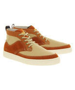Mens Puma TEE-CS Mid Ankle Boot - Glazed Ginger/Brown, Size 7.5 [354442 03] - £46.50 GBP