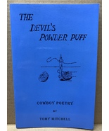 The Devil's Powder Puff (Paperback, Brand New) Cowboy Poetry - $149.99