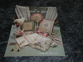United in Love by Mary Scott leaflet 304 Leisure Arts - $2.99