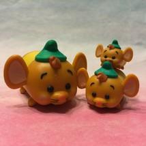 Disney Tsum Tsum Stack Vinyl Gus Mouse SMALL MEDIUM LARGE FREE Ship $25+ - $12.34
