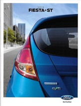 2015 Ford FIESTA sales brochure catalog US 15 S SE SFE Titanium ST Blue ... - $8.00