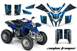 ATV Graphics Kit Quad Decal Wrap For Yamaha Blaster YFS200 1988-2005 ZOMBIE BLUE - $169.95