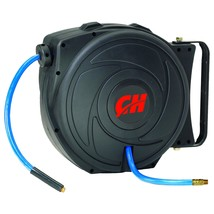 Air Hose Reel with Retractable 50 Foot Air Hose (AA602100) - $78.99+