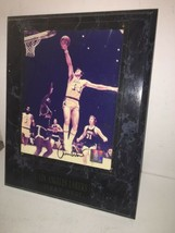 Jerry West LA LAKERS #44 Autograph Photograph Gallery of Dreams  - ₹12,314.77 INR