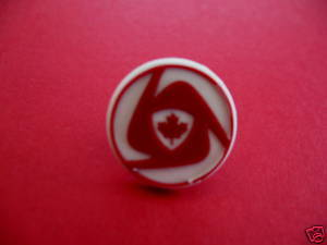 Vintage Participation School Lapel Pin Hat Pin Collector Souvenir Canada