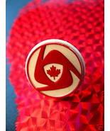 Vintage Canada Maple Leaf Logo Souvenir Lapel Pin - $4.99