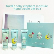 Christmas Gift Hand Cream Set Moisturizing Nourishing Skin Lighten Fine ... - $10.49