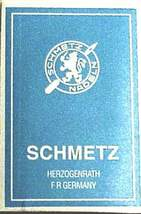 3 NEW Schmetz TWIN 4.0mm GAP 16/100  Schmetz Needles - $10.99