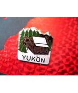 YUKON LOG CABIN Collector Souvenir Lapel Pin - $5.99