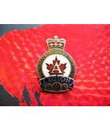 VINTAGE ROYAL CANADIAN LEGION Souvenir Lapel Hat Pin - $9.99