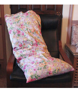 Embellished Body Pillow - Pillow Case - Pink & ... - $14.00