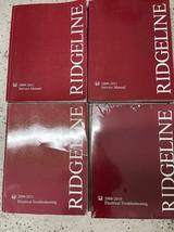 2009 2010 2011 honda ridgeline service repair workshop manual oem set w ewd - $98.95