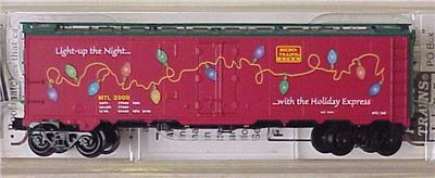 Micro Trains 59560 Holiday Car 40' Reefer MTL 2000