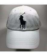 Polo Ralph Lauren Men's Baseball Hat.White.OS.MSRP$49.50 - $41.95