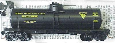 Micro Trains 65040 GATX Tank Car 19638