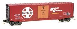 Micro Trains 03800450 ATSF 50' Boxcar 5932 - $24.75