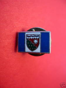 NORTHWEST TERRITORIES Lapel Pin Hat Pin FLAG Collector Souvenir Vintage Canada