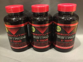 Absonutrix Testrone Xtreme Unisex Sex Energy Testosterone 69 Tablets (3 ... - $36.42