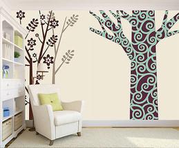 3D Schöne Bäume 796 Fototapeten Wandbild Bild Tapete Familie Kinder - $53.01+