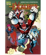 Excalibur Special Edition, AIR Apparent (1991) [Comic] by Marvel Comics - $6.99