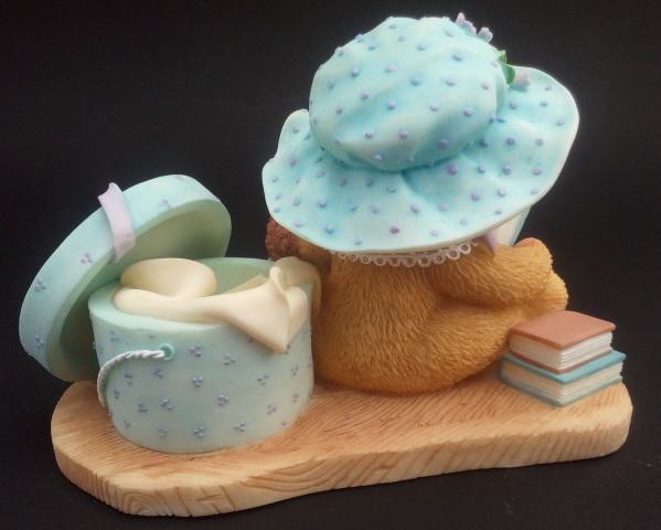 Enesco Cherished Teddies Lauren No. 308684