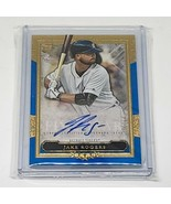 2020 Topps Five Star Jake Rogers Blue Autograph Card #07/25 Tigers MNT - $11.25