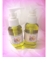 massage bath oils. pack of 2 - $4.00