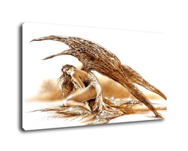 Luis Royo Art oil painting printed on canvas home decor - $14.99+