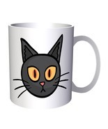 Halloween Art Cat 11oz Mug q742 - ₨799.30 INR