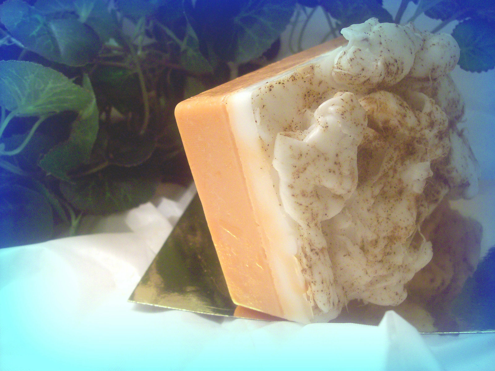 Primary image for whipped pumpkin pie goats milk soap