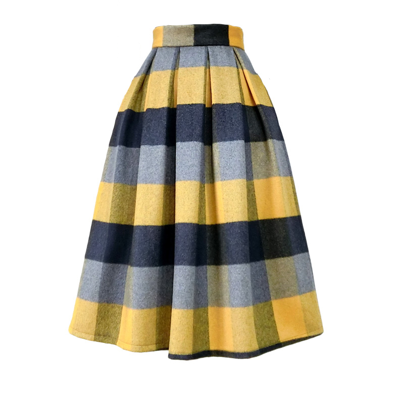 Yellowwinterskirt 3