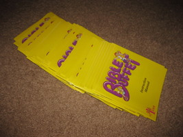 Bible Buffet - Nintendo NES - MANUAL ONLY  New Uncirculated Wholesale Lot of 50 - $169.99