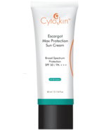 CytoSkin Escargot Max Protection Sun Cream SPF 50 / PA+++, 60ml + Free Sample - $57.80