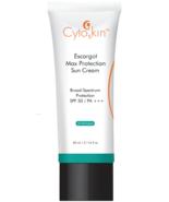 CytoSkin Escargot Max Protection Sun Cream SPF 50 / PA+++, 60ml + Free S... - $57.80